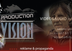 "PREDSTAVLJAMO VAM: ""VISION"" – video i audio produkcija"