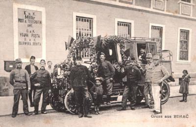 Borislav Sekelj-Bihać-postansko-auto-1878-1918
