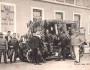 Bihać: Poštanski auto u vrijeme austrougarske vladavine